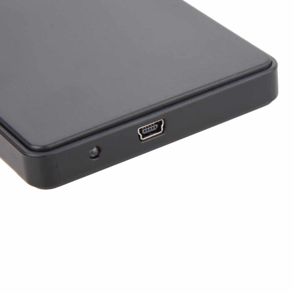 Centechia 4 צבעים 2.5 אינץ USB 2.0 HD SATA HDD כונן קשיח חיצוני מארז דיסק מקרה נייד תיבת דיסק