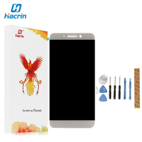 Hacrin For LeEco Le Pro 3 LCD Display Touch Screen Digitizer Glass Panel For LeTV LeEco