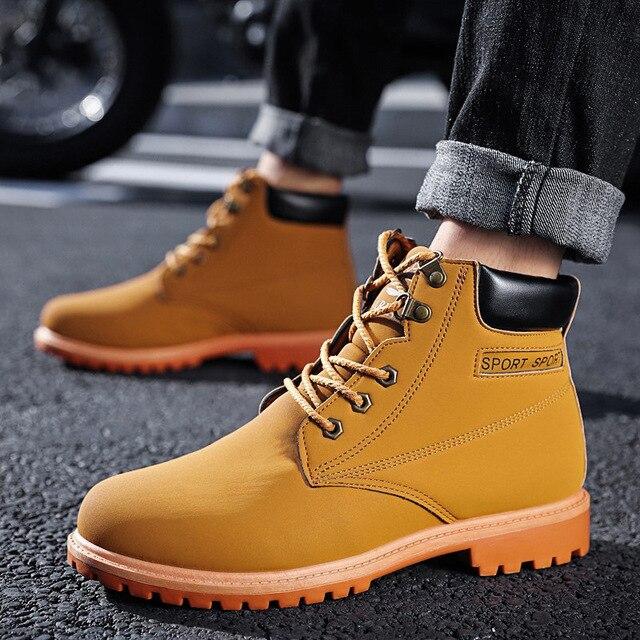 Новинка 2018 года, осенне-зимняя обувь из замши, мужские ботинки челси,  модные 5242a08e614
