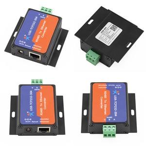 Image 3 - 10 шт., модуль конвертера для сервера Ethernet RS485 в TCP/IP со встроенным адаптером для DHCP/DNS, поддержка сетей 10 шт.