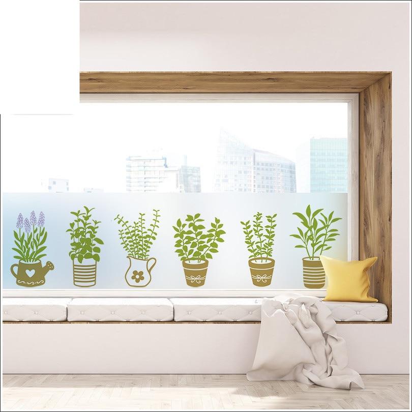 Window film Custom Static glass film bathroom scrub stickers balcony sun screen decoration stickers window paper