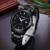 Relogio masculino curren moda de luxo da marca analógico sports relógio de pulso data de exibição do relógio negócio relógio de quartzo do relógio dos homens dos homens