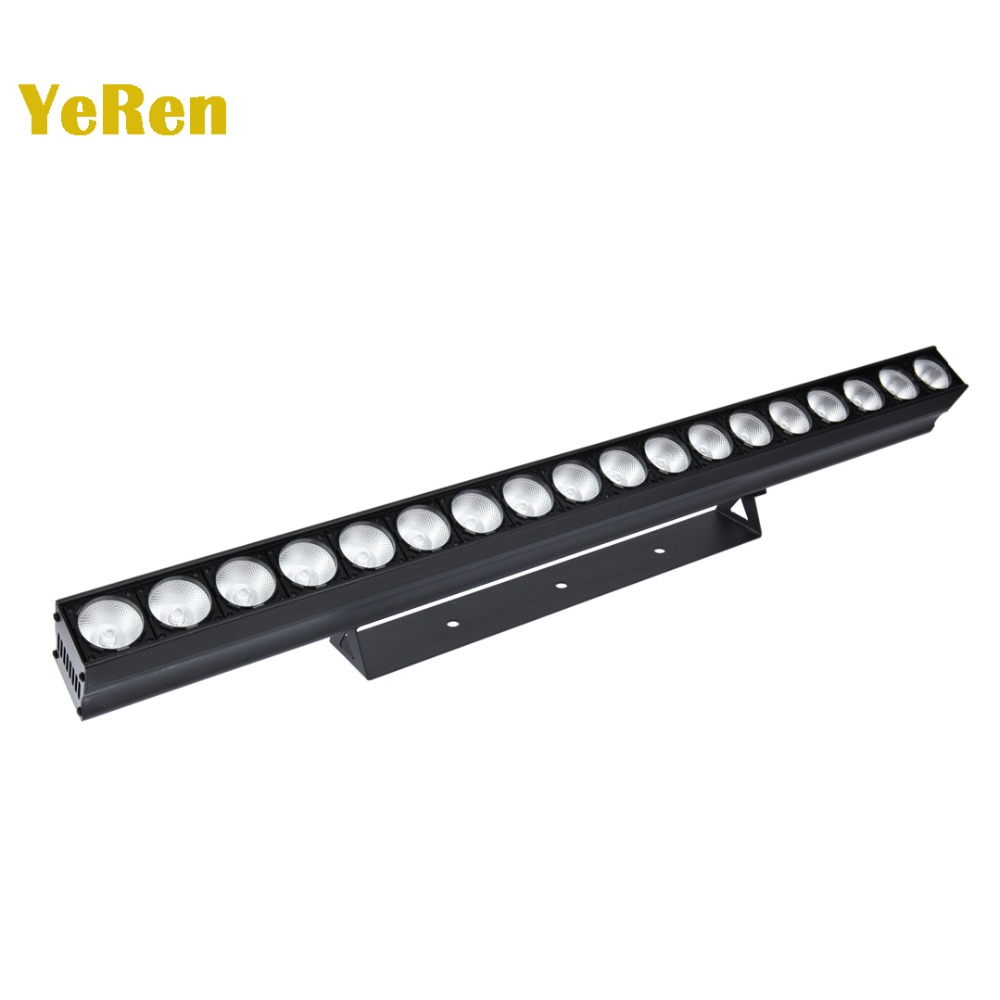 Cob LED Bar Light  Wall Wash Effect Light  Pixel Control With RGBW  Quad Color Led Lamp Stage Lighting