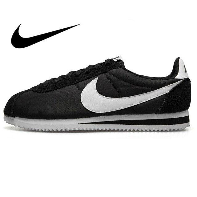 1714c9e0 Original 2018 NIKE CLASSIC CORTEZ NYLON zapatos para correr para hombre  zapatillas de deporte amortiguación impermeable