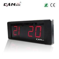 [GANXIN] electronic digital led wall clock quieten alarm clock office table clock