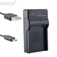 EN-EL1 EN EL1 ENEL1 Camera Battery Charger USB Cable For Nikon Coolpix 4300 4500 4800 5000 5400 5700 775 8700 880 885 995 E880