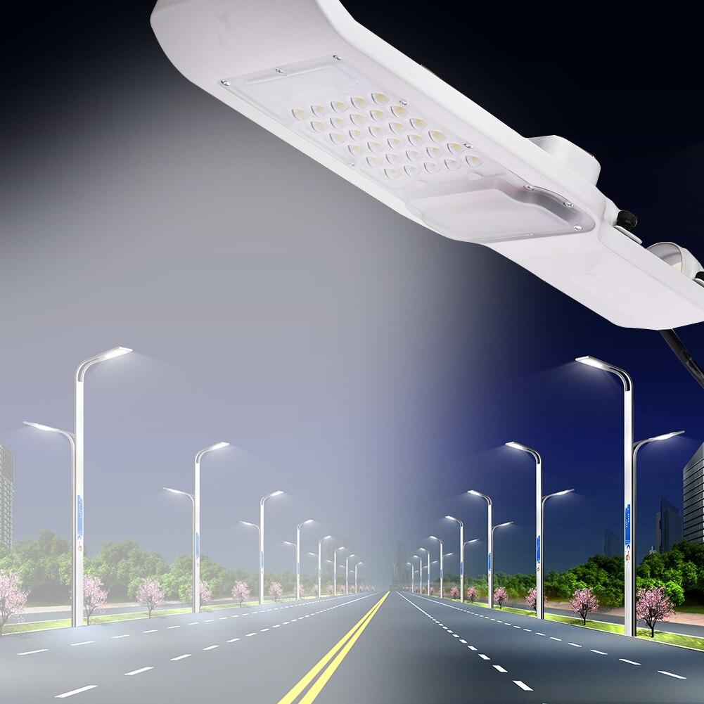 50W LED Road Street Light Flood Lamp Floodlight Outdoor Garden Spot Lamp IP65 US