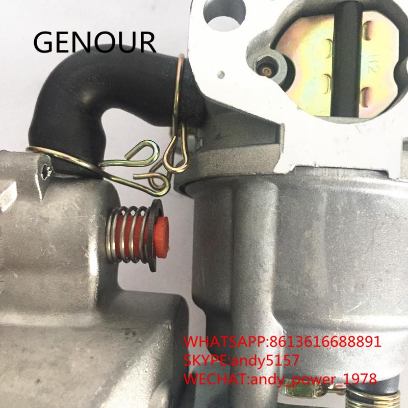 lpg 170 GENERATOR CARBURETOR-8