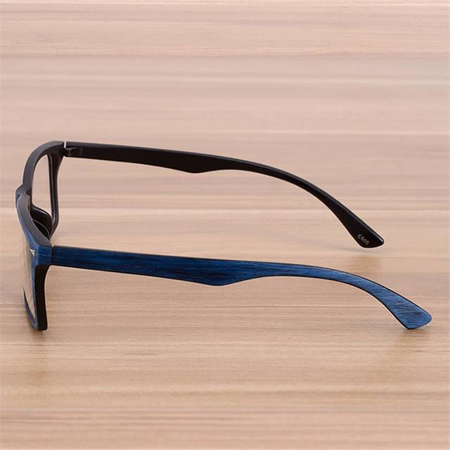 2e97e7f21f24 NOSSA Brand Vintage Prescription Eyewear Frame Men Optical Glasses Frame  Women Fashion Myopia Eyeglasses Frame Student