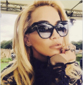 JinCool Fashion Cat Eye TOM Sunglasses 2016 Women Luxury Brand Designer Vintage Oversized Sun Glasses UV400 Oculos feminino S147