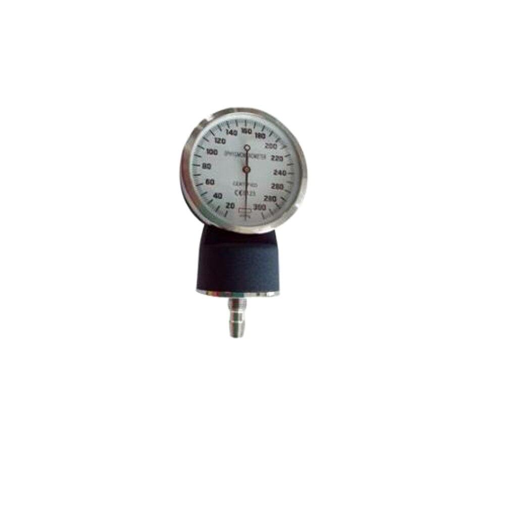 Pressure display Gauge 300mm hg for Blood Pressure Test