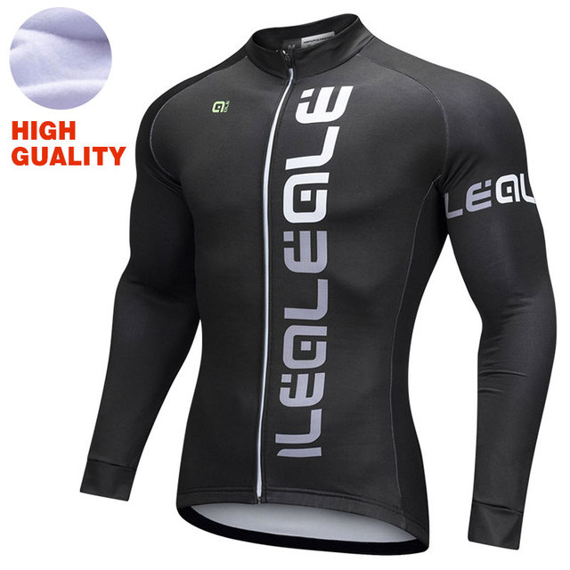 winter cycling jersey thermal fleece new mens cycling clothing jersey pro  team cycling jersey mountain bike clothes bicycle wear 2815e97ea