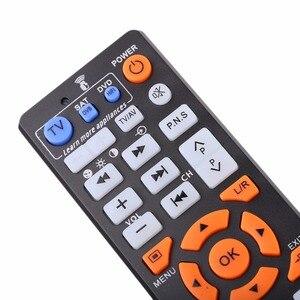 Image 2 - Kebidu TV télécommande sans fil contrôleur intelligent L336 avec fonction dapprentissage télécommande pour Smart TV DVD SAT