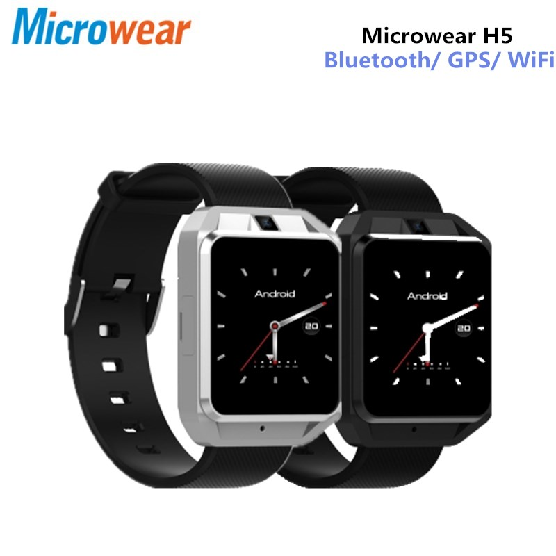 Microwear H5 4G smart watch Android ios phone MTK6737 Quad Core 1G RAM 8G ROM GPS WiFi Heart Rate smartwatch microwear h5 4g smart watch android ios phone mtk6737 quad core 1g ram 8g rom gps wifi heart rate tracker smartwatch