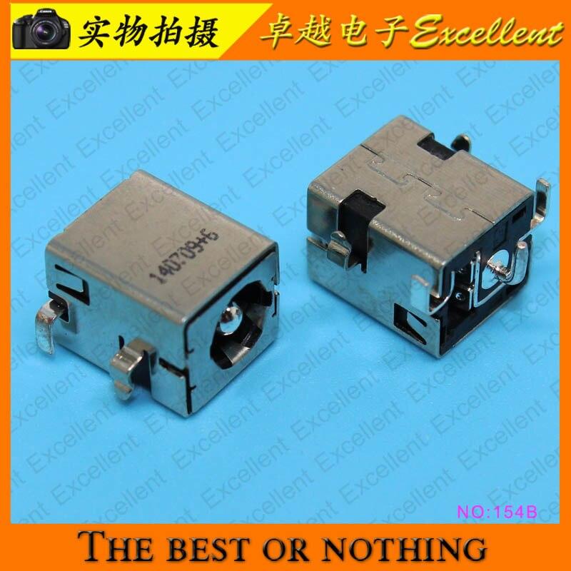YuXi 20pcslot  2.5mm pin DC Power Jack Connector Plug Socket For Asus A52 A53 K52 K53 U52 X52 X54 X54C U52F Series