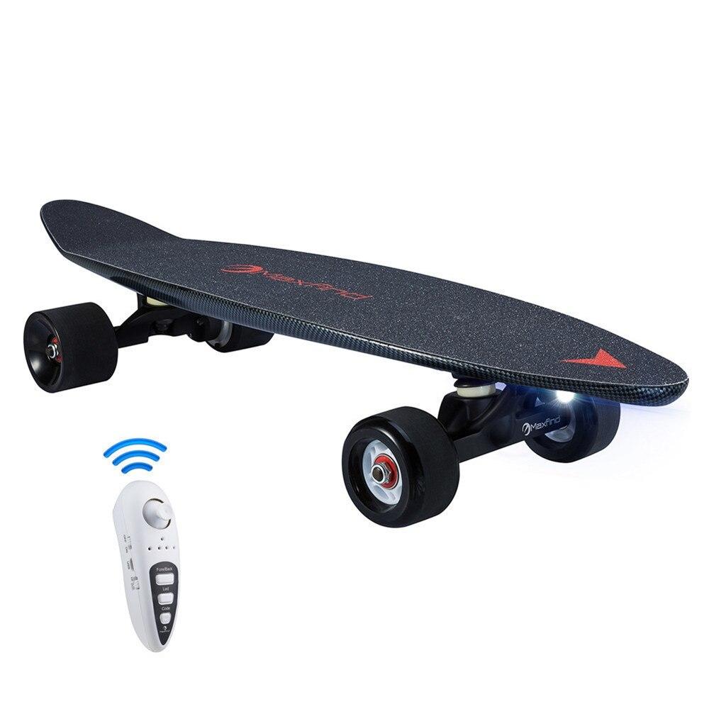 Longboard Electric Skateboard Board 27 Inch 20km/h With Wireless Remote Controller Waterproof Skate Board Dropshipping