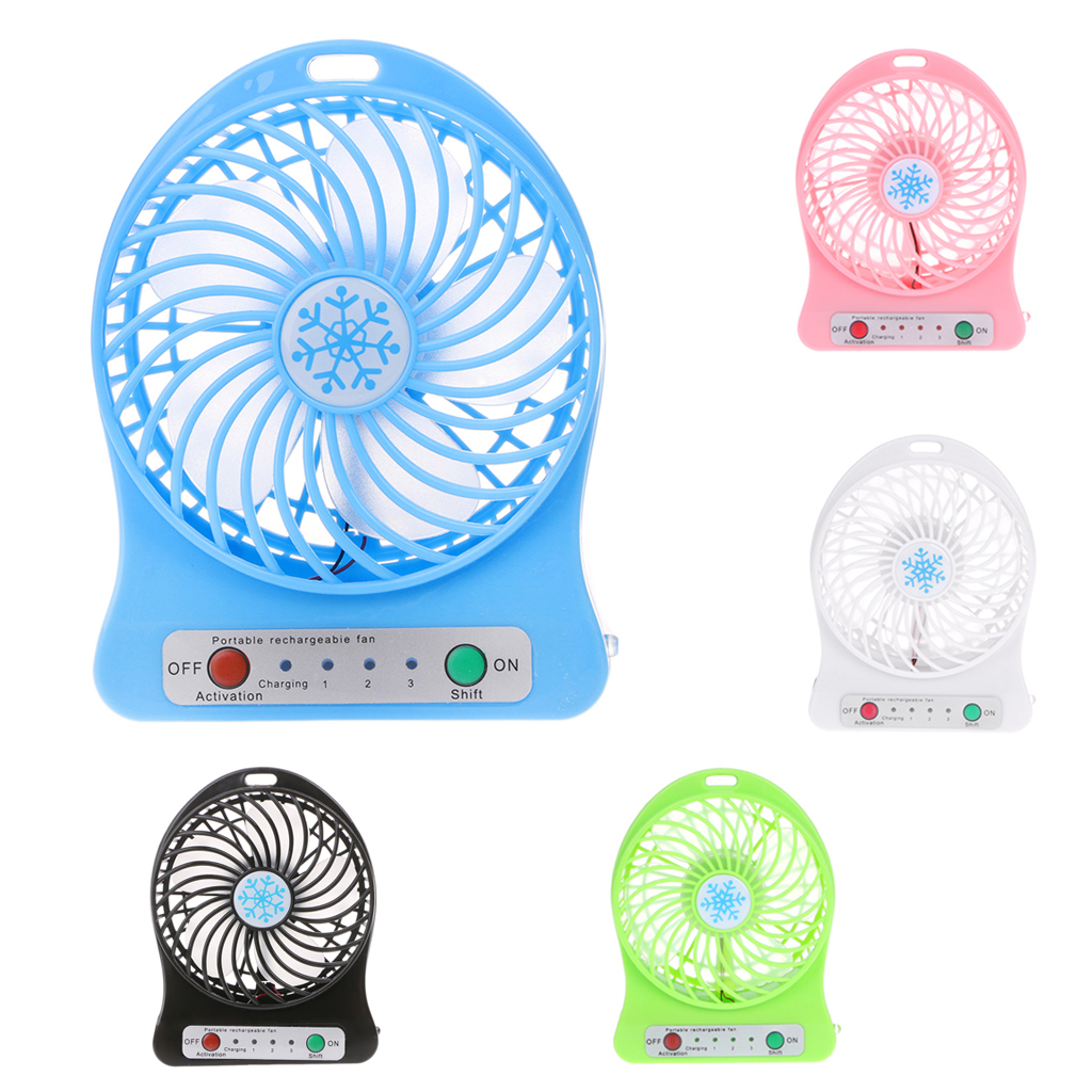 Portable LED Light Fan Air Cooler Mini Desk USB Fan Third Wind USB FanPortable LED Light Fan Air Cooler Mini Desk USB Fan Third Wind USB Fan