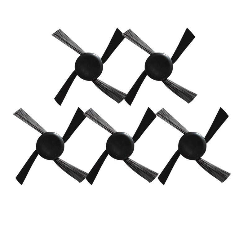 5x Side Brush for Neato Botvac Series D70e,75,80, 85,D75,D80,D85 vacuum cleaner parts accessories replacement brushes 10pcs replacement hepa dust filter for neato botvac 70e 75 80 85 d5 series robotic vacuum cleaners robot parts