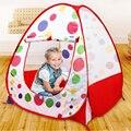 Bebé Parque Infantil de Seguridad tienda de Tiendas de Campaña para Niños con Malla Cestería Kids Play Tent Interior Estrés Océano Piscina de Bolas Juego patio
