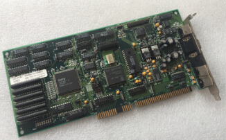 Industrial equipment MATROX Graphics Video card ISA interface MG9910-20463 matrox pci graphics card f7003 0301 rev a eton et866