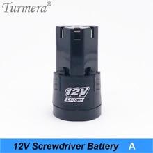 цены Shurik 12V mini screwdriver lithium battery electric drill battery Cordless screwdriver charger battery for power tools