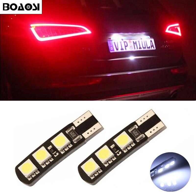 2x Mercedes Sprinter 5-T 906 Halogen Neolux Rear Number Plate Light Bulbs