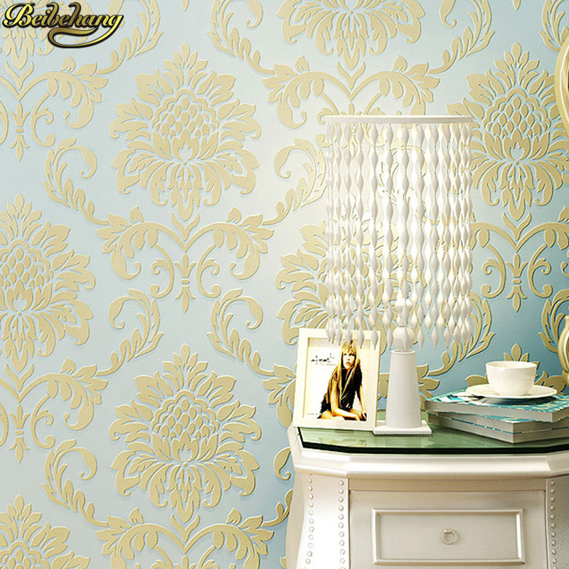 beibehang papel de parede 3D Wall Paper Wallcovering Luxury wallpaper for walls 3 d living room Luxury home decoration contact modern abstract papel de parede 3d flocking wallpaper for bedroom living room walls 3 d home decoration 3d wall paper roll