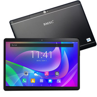 BMXC Limited time crazy sale 10 Inch tablet android better battery life Support Youtube wifi gps 4G phone call tablet pc 10.1