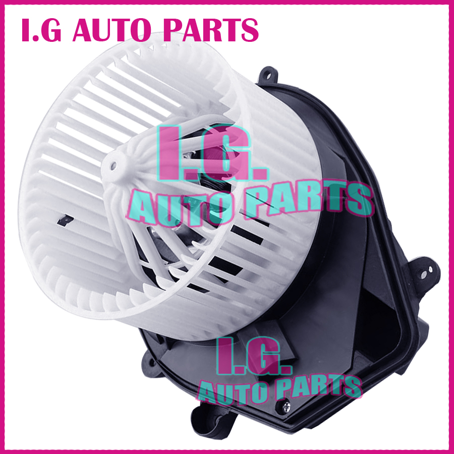 New ac blower moter with wheel heater fan for car vw for Home ac blower motor