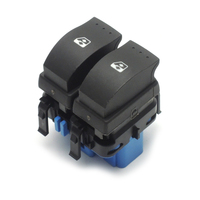 Control Window Switch FOR RENAULT SCENIC MEGANE 2 2 ELECT For FRONT LEFT 8200 107 772