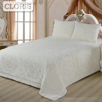 CLORIS Luxury Brand Plaid Blanket Hot Sale Quilt On The Bed New Sofa Bed Moscow Delivery Bedsheet Throw Super Soft Cover Bedding