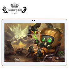 Android 6.0  10.1 inch Tablet PC 4G LTE Quad Core 2GB RAM 16GB ROM IPS GPS 5.0MP WCDMA 3G Tablet 10.1″ +Gifts