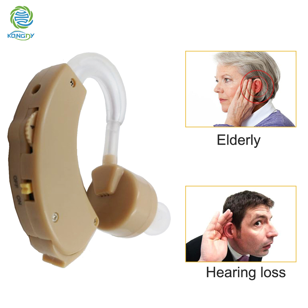Image 4 - 1 Pcs Hearing Aid Sound Voice Amplifier Hear Clear Mini Device Volume Hearing Enhancement for the Elder Yonung Deaf Aids Care-in Hearing Aids from Beauty & Health