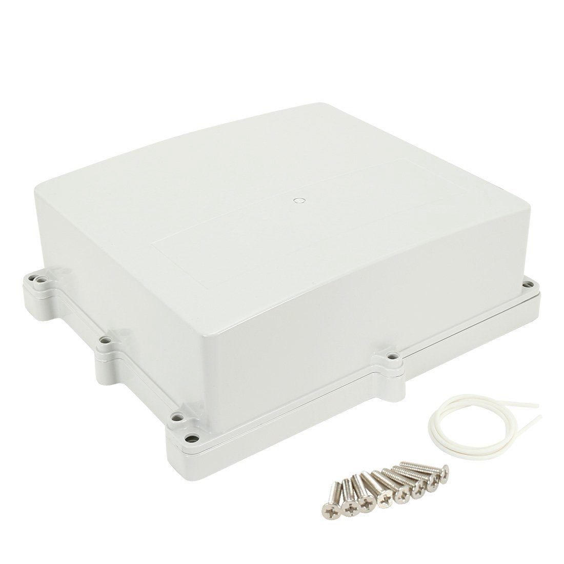 11.8x10.6x4.4 inch(300x270x112mm) ABS Junction Box Universal Electric Project Enclosure Dropshipping11.8x10.6x4.4 inch(300x270x112mm) ABS Junction Box Universal Electric Project Enclosure Dropshipping