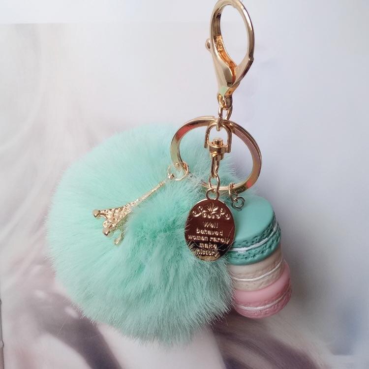 New Apple Pendants Keychain Rhinestones Metal Key Chain Creative Car Key Holder Fashion Bag Charm Accessories Gift Jewelry K1685