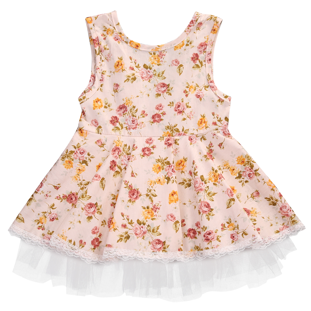 Baby girl bridesmaid dresses promotion shop for promotional baby newborn baby girl lace floral dresskids newborn baby girls dress bridesmaid wedding party pageant dresses ombrellifo Choice Image