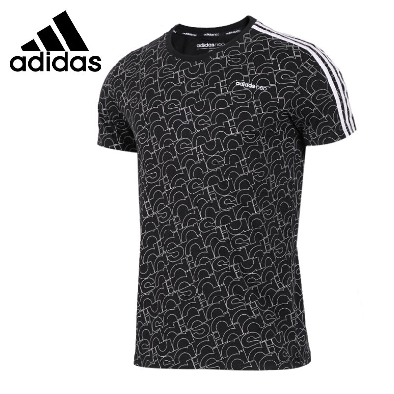 Original New Arrival 2018 Adidas NEO Label Men's T-shirts short sleeve Sportswear original new arrival 2017 adidas neo label graphic men s t shirts short sleeve sportswear