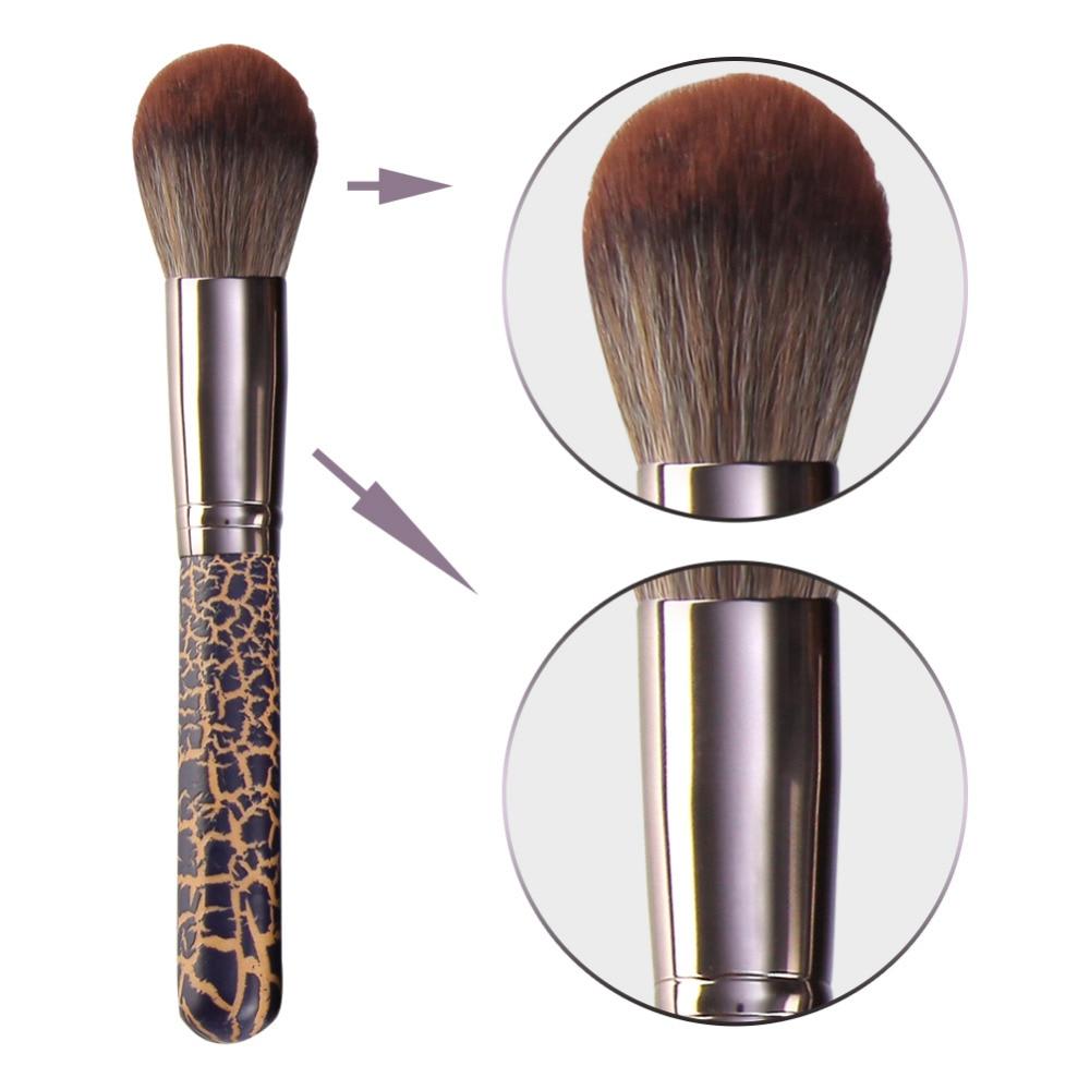 Professional Makeup Artist Make Up Қылқалам 10pcs Brush Set - Макияж - фото 3