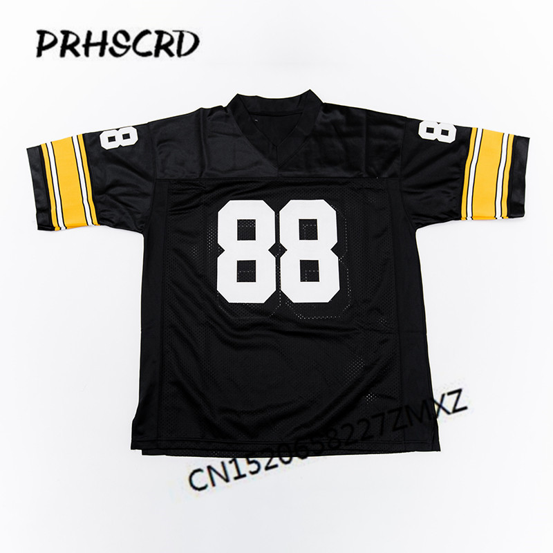 on sale f0c33 bcfbf US $29.99 |Retro star #88 Lynn Swann Embroidered Throwback Football  Jersey-in America Football Jerseys from Sports & Entertainment on  Aliexpress.com | ...