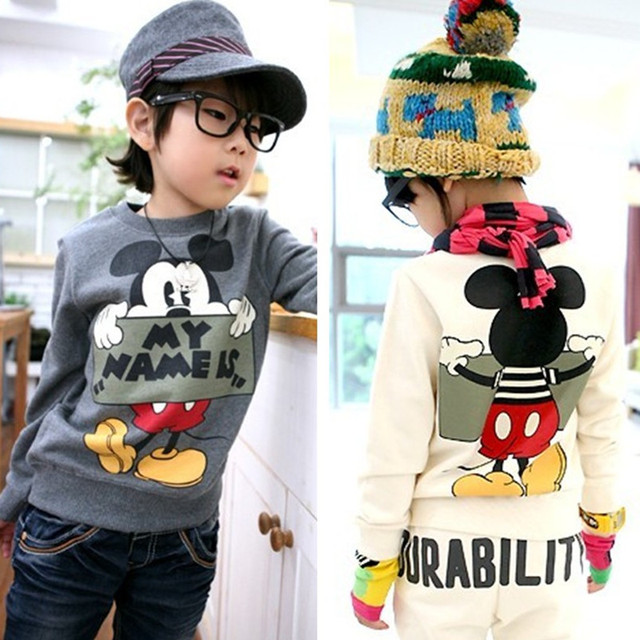 Free shipping Spring and autumn children boy sweater kids casual long sleeved t shirt cotton clothes hooded 5pcs/lot