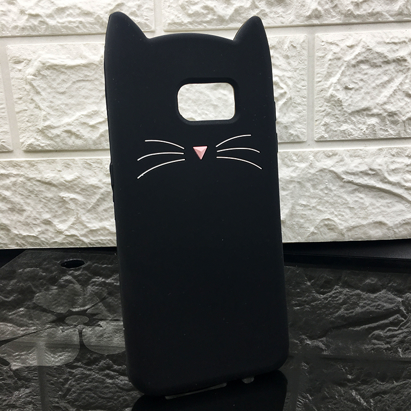 For Samsung J3 J5 2017 EU J7 pro 2017 Case Cute Cartoon Cat Cases 3D Silicone Soft Back Cover Funda For Galaxy J530 Phone Cases (7)