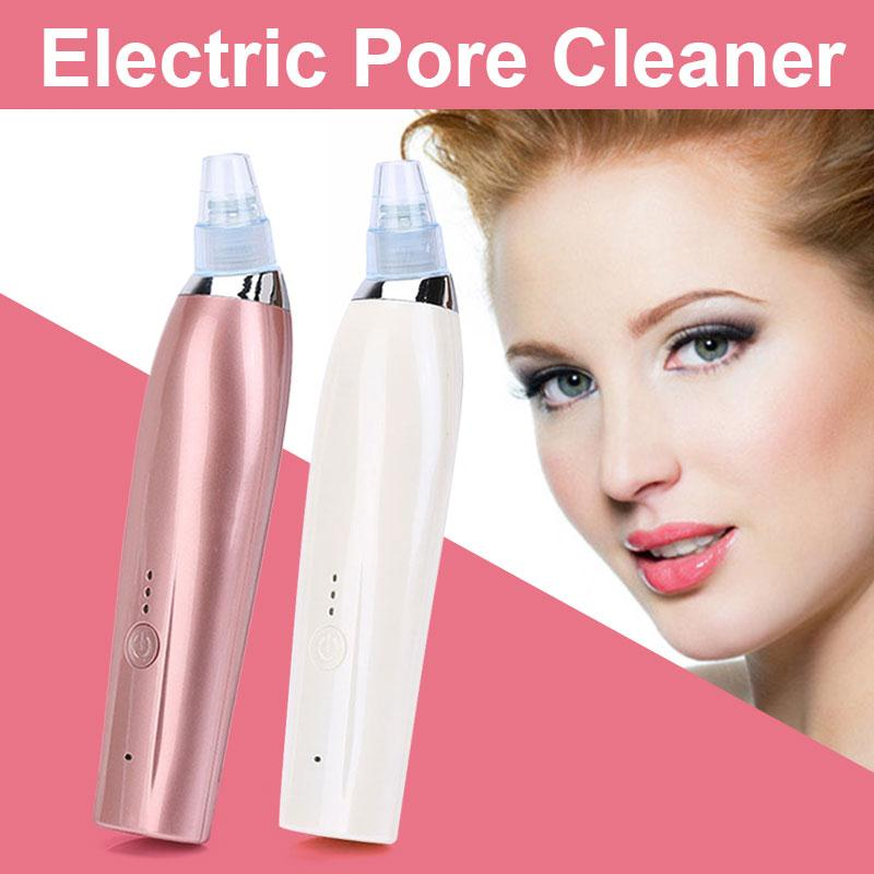 Mini Blackhead Eliminator Comedo Blackhead Vakuum Remover Spot Cleaner Kvinder Pore Peeling Diamond Dermabrasion Removal