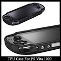 Brand Quality Black TPU  Protective Frame for Sony PS Vita TPU Case Cover Shell For PSV1000, psvita