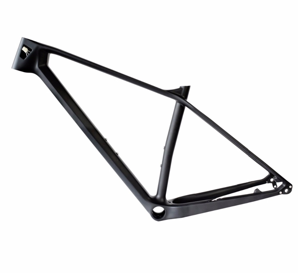 2018 Nwe Model 29er Carbon mtb Bicycle Frame T800 Carbon Fibre Frame Bike carbon frame UD Matte 29er Mtb frameset 2017 new toseek t800 full carbon bike frame 26er 27 5er 29er mtb bicycle frame ud matte 15 17 19 21 inch match 27 2mm seatpost