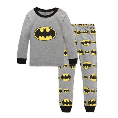 ac2fb5c42 Nuevo ocio invierno y otoño conjunto de Ropa interior Niño niño pijama  conjunto de algodón pijamas niños manga larga niños pijama nightclothes en  Sistemas ...