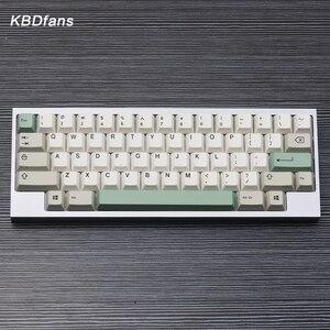 Image 2 - [Stokta] TOFU HHKB düzeni sıcak takas DIY kiti mekanik klavye