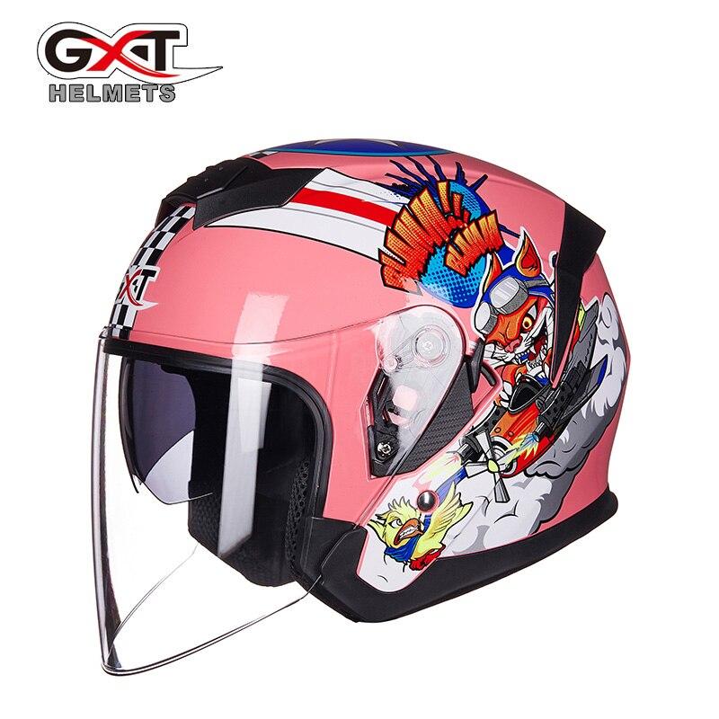 Motorcycle Helmet Summer Breathable Sun Protection Half Face Helmet Motorbike Riding Open Face Helmet Capacete Motocross