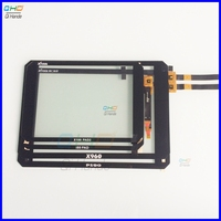Nieuwe touch screen Voor 2018 XTOOL X100 PAD2 OBD2 Auto Diagnose Touch panel Digitizer X960/PS90/i80 PAD touch screen