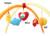 2016 Nova 0-12 meses Brinquedos Educacionais Do Bebê Esteira do Jogo Suave Projeto Tigre Dos Desenhos Animados de Algodão Rastejando Jogo Ginásio cobertor Tapete