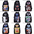 Anime Miku/Monokuma/One Piece/Naruto/Date A Live/Fairy Tail etc Laptop Backpack/Double-Shoulder/School/Travel Bag for Teenagers